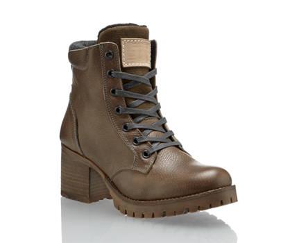 Oxmox Oxmox boot à lacet femmes
