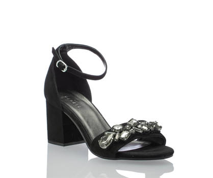 Varese Varese Mina sandalette haute femmes