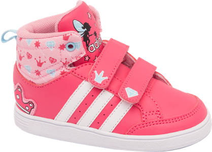 adidas Adidas Hoops Infant Girls Trainers