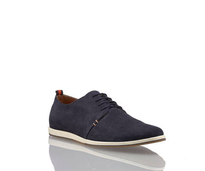 AM Shoe Am Shoe Martin Herren Schnürschuh