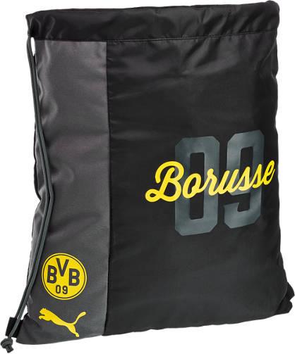 Puma BVB Fan Turnbeutel