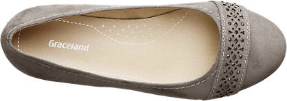 Ariane Ballerina grau