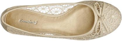 Graceland Ballerina beige