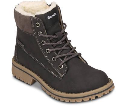 Bench Bench boot à lacet garçons brun