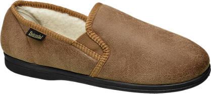 Björndal Mens Fleece Lined Full Slippers