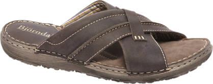 Björndal Bruine slipper