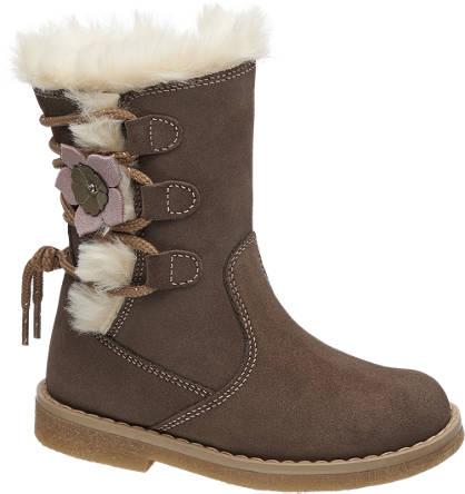 Bärenschuhe Bélelt lány csizma