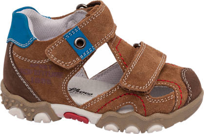 Bobbi-Shoes Leather Sandal
