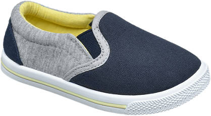 Bobbi-Shoes Slip On Canvas