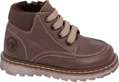 Bobbi-Shoes Leather Lace Up Boot
