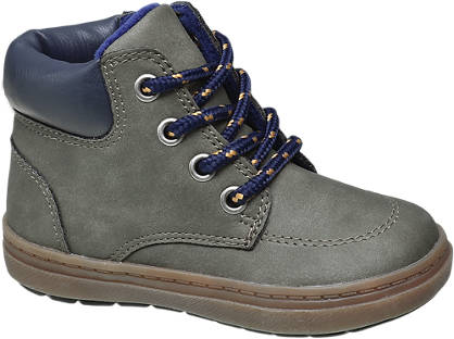 Bobbi-Shoes Toddler Boy Sporty Lace-up Boots