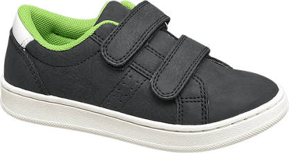 Bobbi-Shoes Toddler Boy Twin Strap Trainer