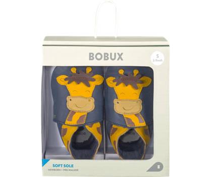Bobux New Zealand Bobux Noun Kinder Slipper Navyblau