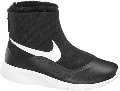 NIKE Boots TANJUN HIGH schwarz, weiß