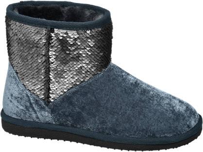 Catwalk Boots grau, silber
