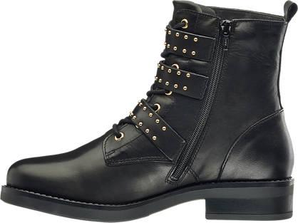 Catwalk Boots schwarz, gold