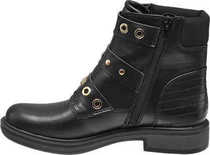 Catwalk Boots schwarz