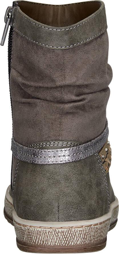 Graceland Boots grau