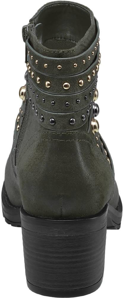 Graceland Boots grün