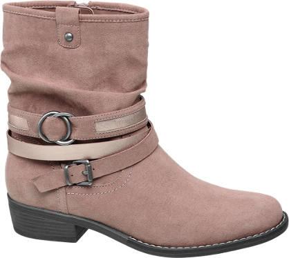 Graceland Boots pink