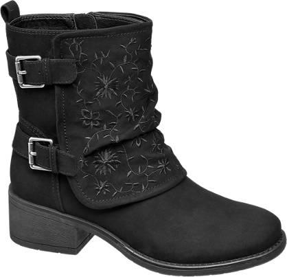 Graceland Boots schwarz