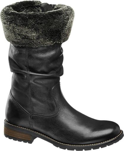 Landrover Boots schwarz