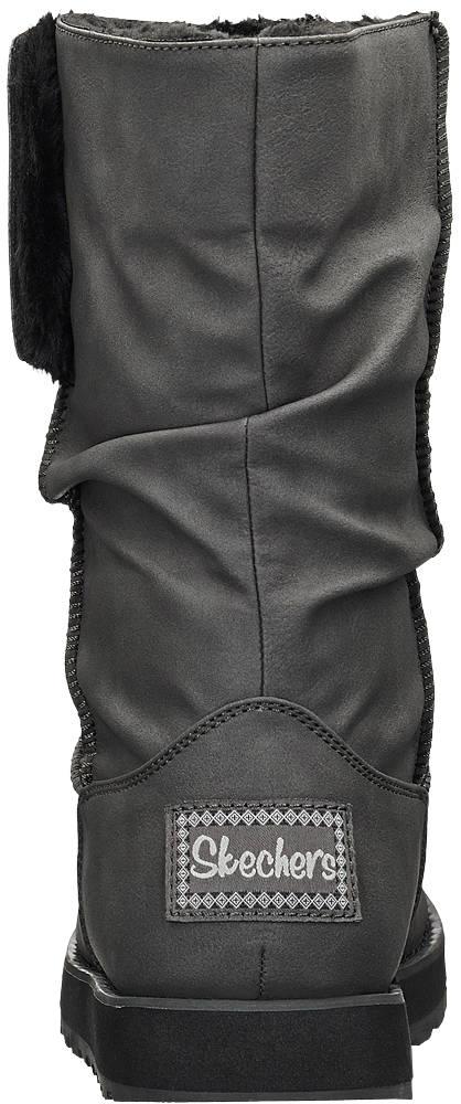 Skechers Boots schwarz