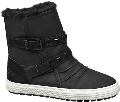 Venice Boots schwarz