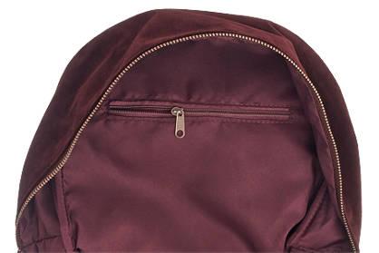 Graceland Bordó hátizsák