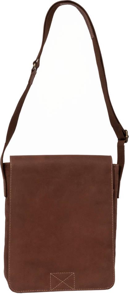 Borelli Leather Small Items Bag