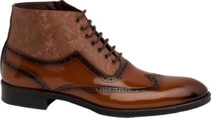 Borelli Formal Lace-up Boots