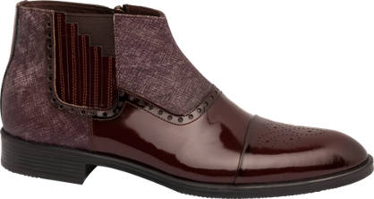 Borelli Formal Slip-on Boots