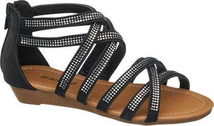 Graceland Sandal Med Nitter