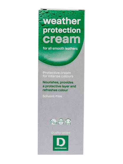Brown Weather Protection Shoe Cream