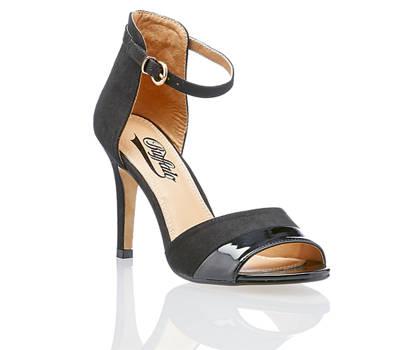 Buffalo Buffalo Damen Hohe Sandalette