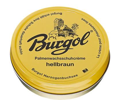 Burgol Burgol Crème à la cire de palme pour l'entretien des chaussures