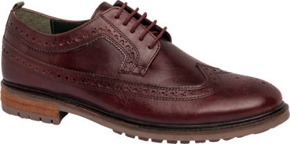 Silver Street Frenchurch Lace-up Formal Shoes
