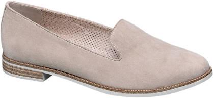 Graceland Bézs színű loafer