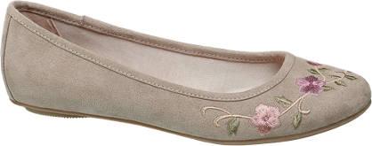 Graceland Bézs színű női balerina
