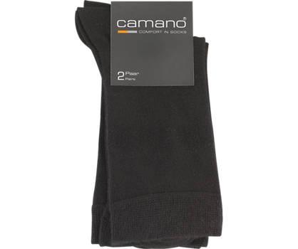 Camano Camano Silky Feeling 2 Pairs Donna Calzini 35-38