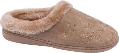 Casa mia Ladies Mule Slippers