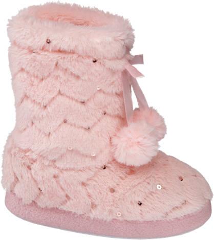 Casa mia Roze pantoffel