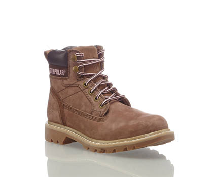 Caterpillar Caterpillar Willow boot à lacet femmes brun