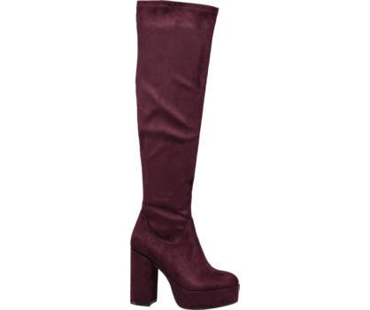 Catwalk Chunky Knee High Boot