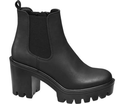 Catwalk Chunky Chelsea Boot