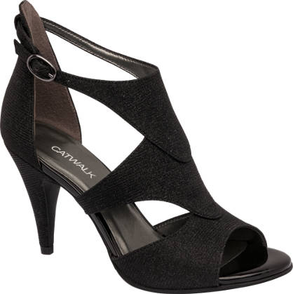Catwalk Heeled Shoe