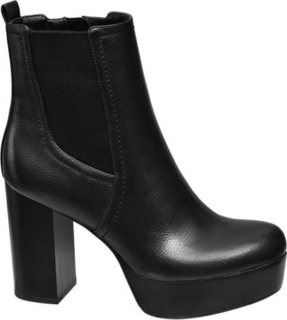 Catwalk Chunky Ankle Boot