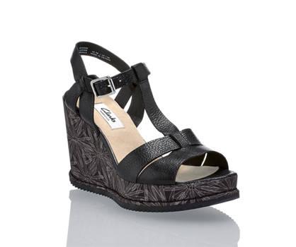 Clarks Clarks Adesha River Femmes Sandalette haute