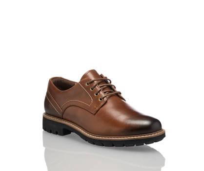 Clarks Clarks Batcomb Hall calzature da allacciare uomo marrone