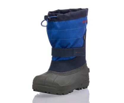 Columbia Columbia chaussure pour la neige garçons bleu